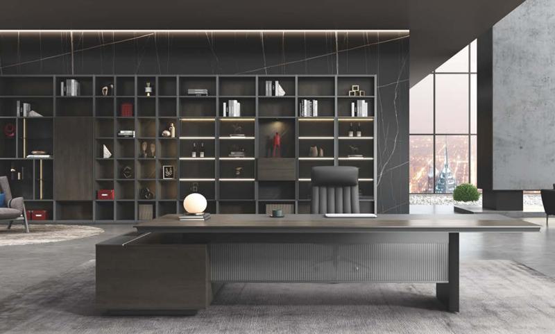 慕辰系列FMC10高管桌