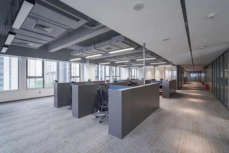 集团企业老款友博国际棋牌家具工程案例之职员空间