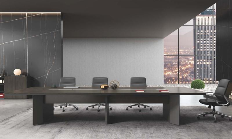 慕辰系列FMC40会议桌正视图