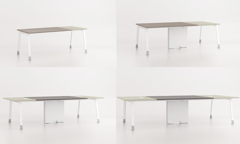 诺奇系列FQ40会议桌多尺寸可选