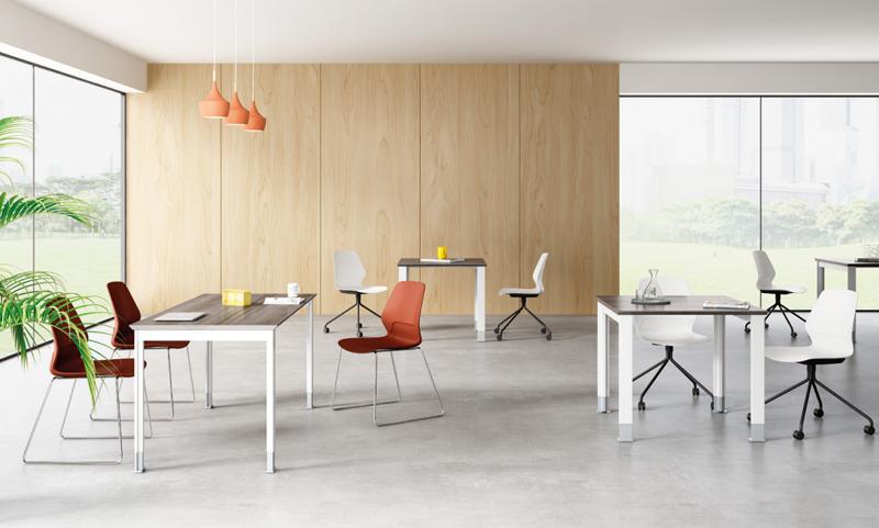 诺奇系列FQ40会议桌中型会议桌