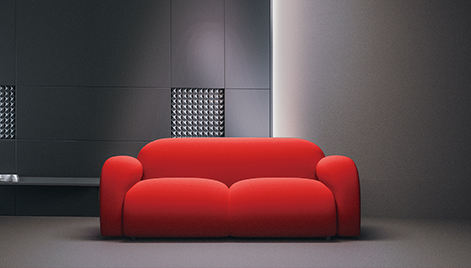 关于三人位沙发S106产品(大胖沙发)面料色号的更正通知