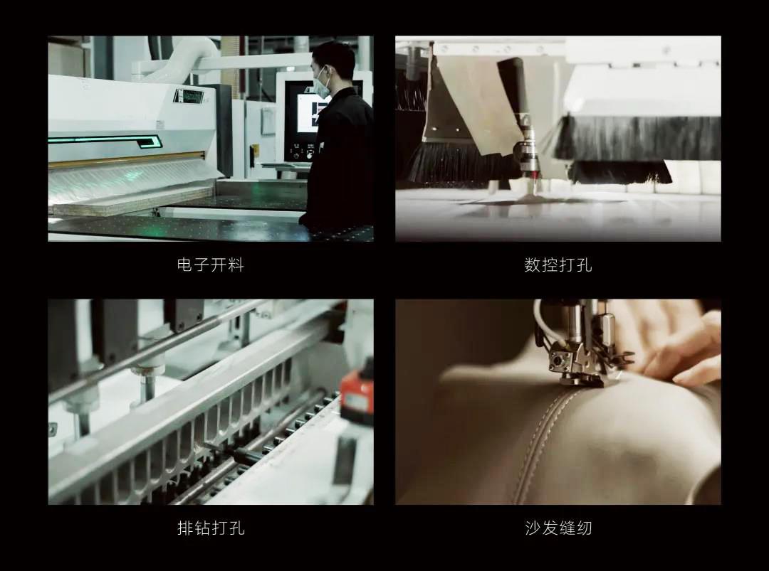 江苏科尔老款友博国际棋牌家具自动化生产流水线