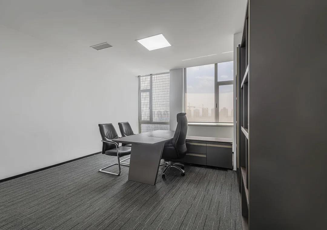 简约舒适现代老款友博国际棋牌室家具案例之领导桌