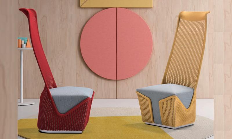 CARLOS卡洛姿系列针织老款友博国际棋牌沙发凳